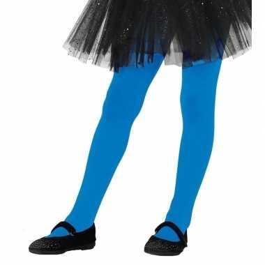 Meisjes maillot blauw