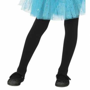 Meisjes maillot zwart 5 9 jaar